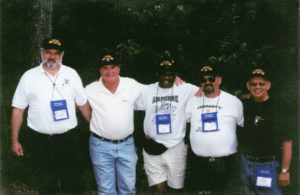 The 327th Vietnam Eagles Point Team: